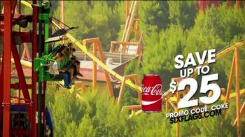 Six Flags Magic Mountain TV Spot, 'Find Your Thrill: Drop of Doom: Save $25' - Thumbnail 6