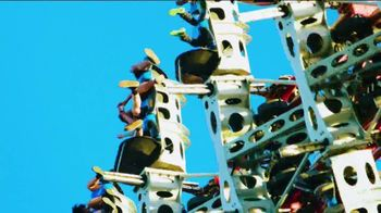 Six Flags TV Spot, 'Find Your Thrill: You Never Know' - Thumbnail 4