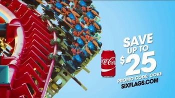 Six Flags TV Spot, 'Find Your Thrill: You Never Know' - Thumbnail 6