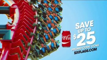 Six Flags TV Spot, 'Find Your Thrill: You Never Know' - Thumbnail 7