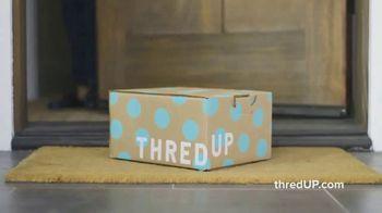 thredUP TV Spot, 'Diving In' - Thumbnail 7