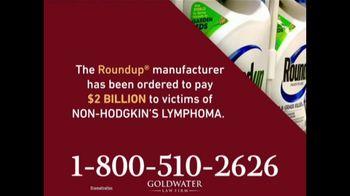 Goldwater Law Firm TV Spot, 'Non-Hodgkin's' - Thumbnail 3
