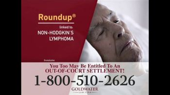 Goldwater Law Firm TV Spot, 'Non-Hodgkin's' - Thumbnail 4