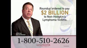 Goldwater Law Firm TV Spot, 'Non-Hodgkin's' - Thumbnail 5