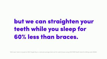 Smile Direct Club Nighttime Clear Aligners TV Spot, 'Sleepwalking' - Thumbnail 6