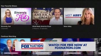 FOX Nation TV Spot, 'Hey You' Featuring Abby Hornacek - Thumbnail 6