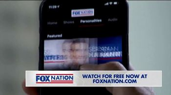 FOX Nation TV Spot, 'Hey You' Featuring Abby Hornacek - Thumbnail 8