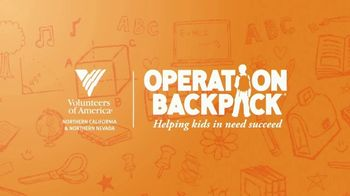 Volunteers of America TV Spot, 'Operation Backpack: Phoong Law Corp' - Thumbnail 1