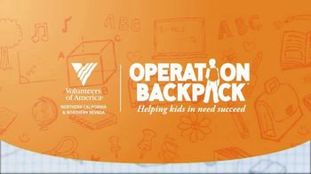 Volunteers of America TV Spot, 'Operation Backpack: Phoong Law Corp' - Thumbnail 4