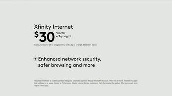 XFINITY Internet TV Spot, 'Online Time Offer: $30' Featuring Amy Poehler - Thumbnail 10