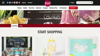 Target TV Spot, 'Food Network: What We're Loving: Summer Inspirations' - Thumbnail 6