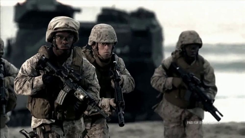 United States Marine Corps TV Commercial, 'Fight to Win'