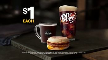 McDonald's Breakfast TV Spot, 'Morning Victory: Sausage McMuffin with Coffee or Soft Drink' - Thumbnail 8