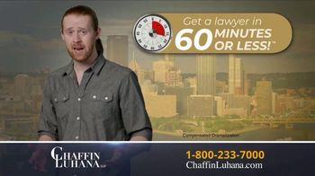 Chaffin Luhana TV Spot, 'Rear-Ended By 18 Wheeler' - Thumbnail 3