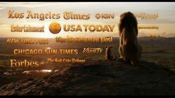 The Lion King - Alternate Trailer 107