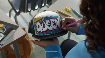 Crayola Take Note! TV Spot, \'Do Your Thing\' Song by NVDES & REMMI