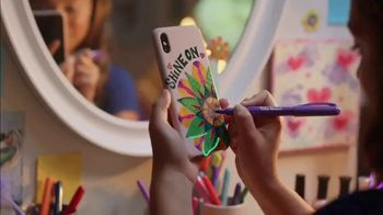 Crayola Take Note! TV Spot, 'Do Your Thing' Song by NVDES & REMMI - Thumbnail 4