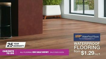 Cabinets To Go TV Spot, 'All Flooring on Sale' - Thumbnail 1
