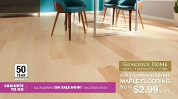 Cabinets To Go TV Spot, 'All Flooring on Sale' - Thumbnail 2