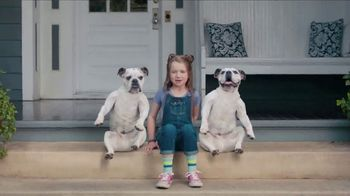 Lance Toasty Real Peanut Butter Crackers TV Spot, 'Dog Sandwich: Minis'