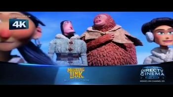 DIRECTV Cinema TV Spot, 'Missing Link'