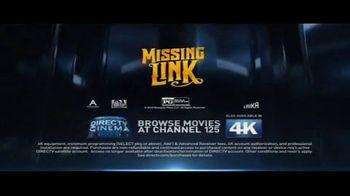 DIRECTV Cinema TV Spot, 'Missing Link' - Thumbnail 10