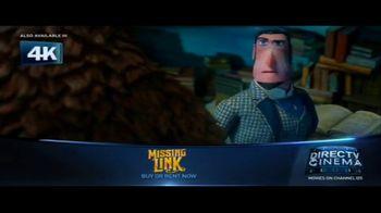 DIRECTV Cinema TV Spot, 'Missing Link' - Thumbnail 3