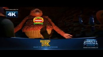 DIRECTV Cinema TV Spot, 'Missing Link' - Thumbnail 7