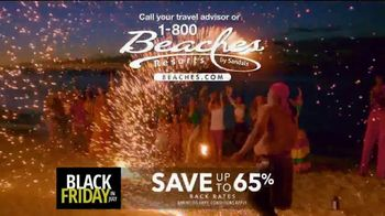 Beaches Black Friday in July TV Spot, 'Wow: Family Vacation' Song by Ellie Wyatt - Thumbnail 9