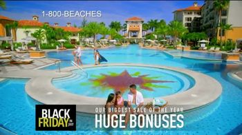 Beaches Black Friday in July TV Spot, 'Wow: Family Vacation' Song by Ellie Wyatt - Thumbnail 2
