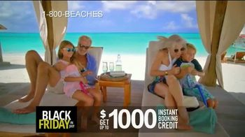 Beaches Black Friday in July TV Spot, 'Wow: Family Vacation' Song by Ellie Wyatt - Thumbnail 3
