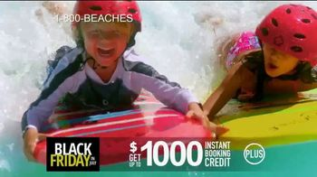 Beaches Black Friday in July TV Spot, 'Wow: Family Vacation' Song by Ellie Wyatt - Thumbnail 4