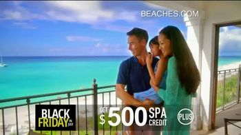 Beaches Black Friday in July TV Spot, 'Wow: Family Vacation' Song by Ellie Wyatt - Thumbnail 5