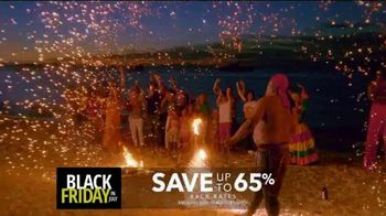Beaches Black Friday in July TV Spot, 'Wow: Family Vacation' Song by Ellie Wyatt - Thumbnail 8