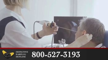 Junell & Associates, PLLC TV Spot, 'Defective Earplug Hotline' - Thumbnail 2