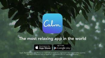Calm TV Spot, 'Actual Commercial Break' - Thumbnail 3