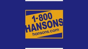1-800-HANSONS Hottest Roofing Sale of the Summer TV Spot, 'August Roofing: Storm' - Thumbnail 1