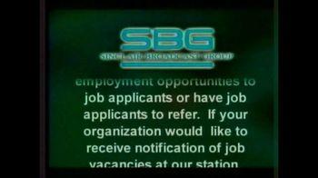 Sinclair Broadcast Group TV Spot, 'FOX 17: Job Vacancies' - Thumbnail 4