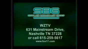 Sinclair Broadcast Group TV Spot, 'FOX 17: Job Vacancies' - Thumbnail 8