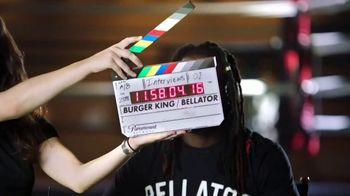 Burger King Crispy Taco TV Spot, 'Paramount Network: Eyes of Steel' Feat. Baby Slice, King Mo Lawal - Thumbnail 1