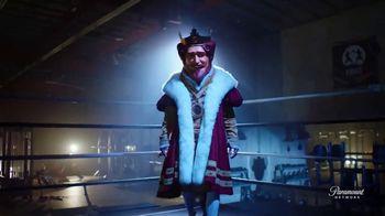 Burger King Crispy Taco TV Spot, 'Paramount Network: Eyes of Steel' Feat. Baby Slice, King Mo Lawal - Thumbnail 3