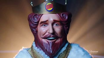Burger King Crispy Taco TV Spot, 'Paramount Network: Eyes of Steel' Feat. Baby Slice, King Mo Lawal - 9 commercial airings
