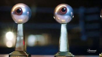 Burger King Crispy Taco TV Spot, 'Paramount Network: Eyes of Steel' Feat. Baby Slice, King Mo Lawal - Thumbnail 6