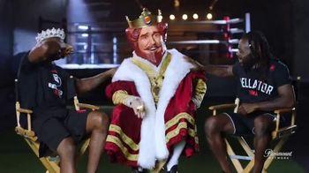 Burger King Crispy Taco TV Spot, 'Paramount Network: Eyes of Steel' Feat. Baby Slice, King Mo Lawal - Thumbnail 9