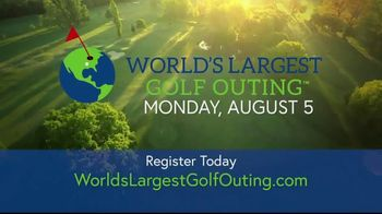 2019 World's Largest Golf Outing TV Spot, 'Fisher House Foundation' - Thumbnail 9