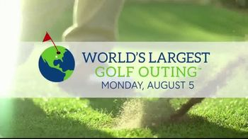 2019 World's Largest Golf Outing TV Spot, 'Fisher House Foundation' - Thumbnail 1