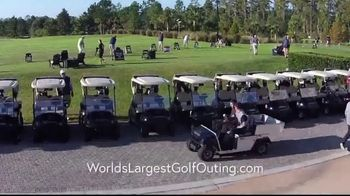 2019 World's Largest Golf Outing TV Spot, 'Fisher House Foundation' - Thumbnail 2