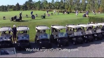 2019 World's Largest Golf Outing TV Spot, 'Fisher House Foundation' - Thumbnail 3