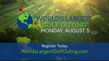 2019 World's Largest Golf Outing TV Spot, 'Fisher House Foundation' - Thumbnail 8
