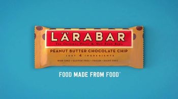 Larabar Peanut Butter Chocolate Chip TV Spot, 'Four Simple Ingredients' - Thumbnail 7